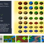 2D Isometric Tiles – Free Download Unity Assets