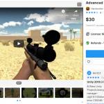 Advanced Sniper Starter Kit 4.5  –  Free Download Unity Assets