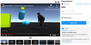 PuppetMaster 0.9 – Free Download Unity Assets