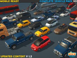 Complete Vehicle Pack V2