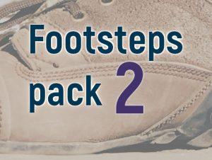 Footsteps pack 2