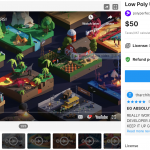 Low Poly Ultimate Pack 4.5 – Free Download Unity Assets