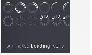 Animated Loading Icons – Free Download Unity Assets