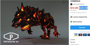 CERBERUS – Free Download Unity Assets