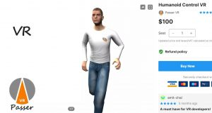 Humanoid Control VR – Free Download Unity Assets