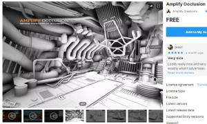 Amplify Occlusion – Free Download Unity Assets