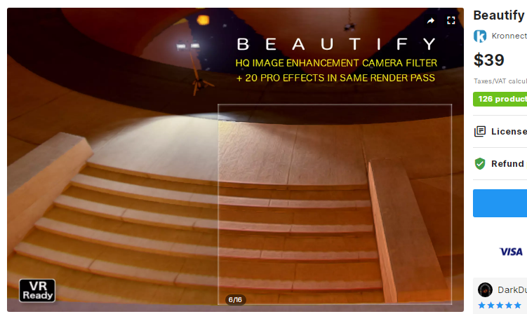 Beautify – Free Download Unity Assets