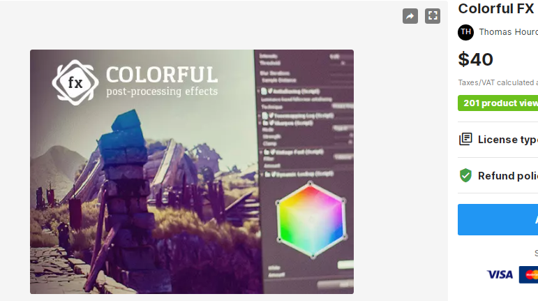 Colorful FX – Free Download Unity Assets