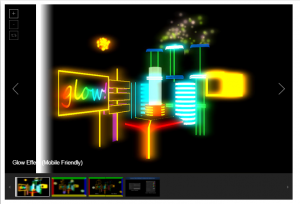 Glow Effect (Mobile Friendly) – Free Download Unity Assets