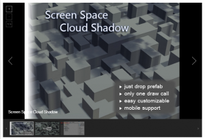 Screen Space Cloud Shadow – Free Download Unity Assets