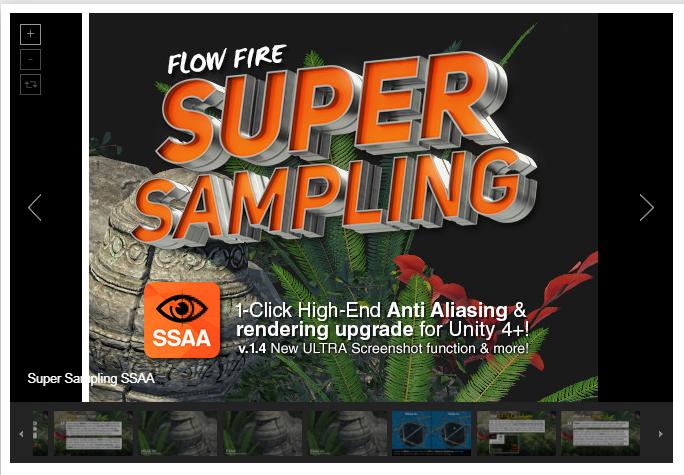 Super Sampling SSAA – Free Download Unity Assets