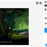Mysterious Wood 2D Set – Free Download Unity Assets