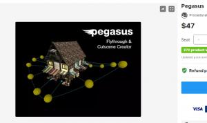 Pegasus – Free Download Unity Assets