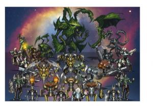 Sci-Fi Battler Pack – Free Download Unity Assets