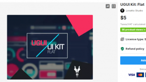 UGUI Kit: Flat – Free Download Unity Assets