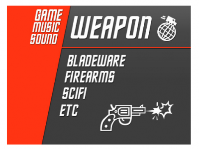 GameMusicSound – Weapon Sounds Pack – Free Download Unity Assets