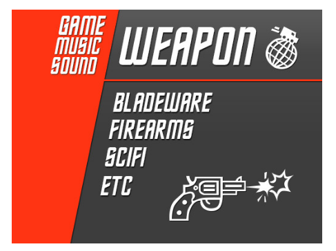 GameMusicSound - Weapon Sounds Pack – Free Download Unity Assets
