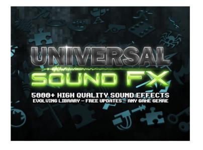 Universal Sound FX –  Free Download Unity Assets
