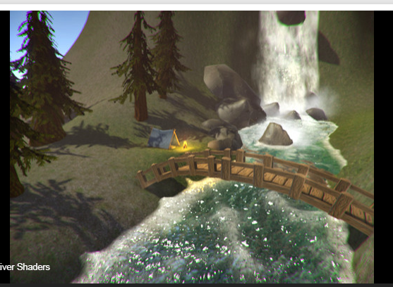DCG River Shaders – Free Download Unity Assets