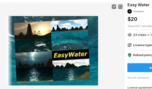 Easy Water – Free Download Unity Assets