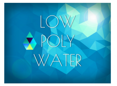 Low Poly Water GPU – Free Download Unity Assets