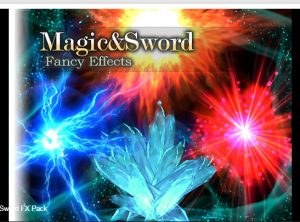 Magic Sword FX Pack – Free Download Unity Assets