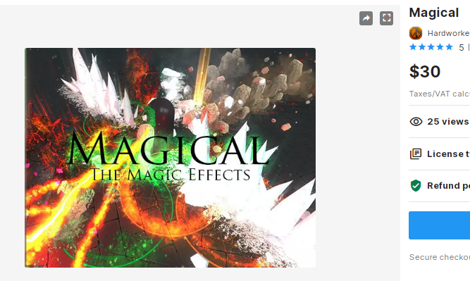 Magical – Free Download Unity Assets