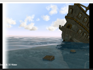 Triton Ocean & 3D Water – Free Download Unity Assets