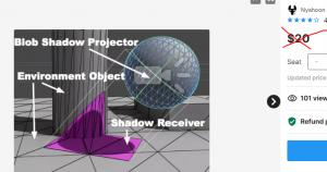 Fast Shadow Receiver – Free Download Unity Assets