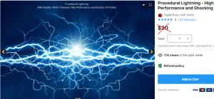 Procedural Lightning – High Performance and Shocking Lightning – Free Download Unity Assets