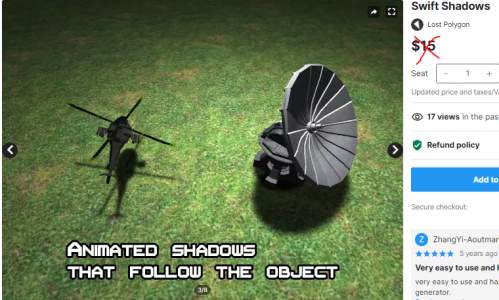 Swift Shadows – Free Download Unity Assets