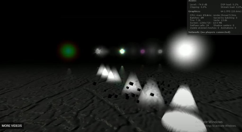V-Light Volumetric Lights – Free Download Unity Assets
